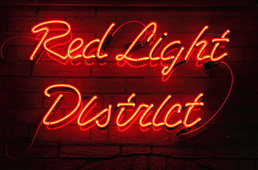 Red Light District by Kiril Stanchev