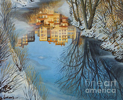 Reflections by Kiril Stanchev