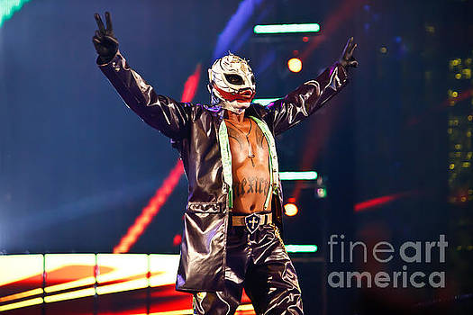 Rey Mysterio by Wrestling Photos
