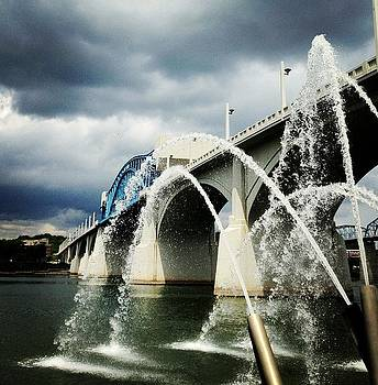 Riverfront  by Michelle Wiltz