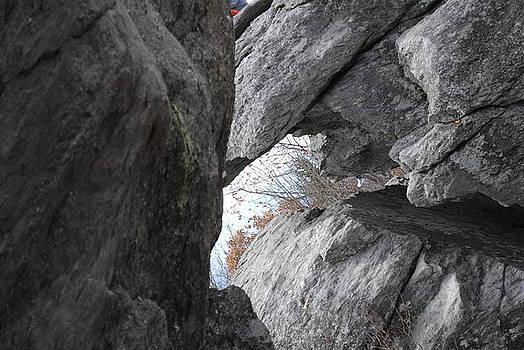 Rock Formation by Misty Stach