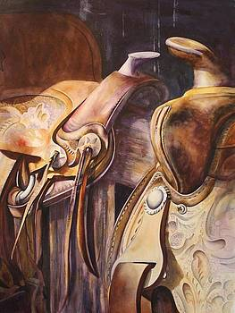 Saddle Up by Donna MacLure