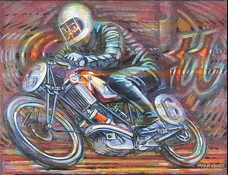 Scott 2 by Mark Howard Jones