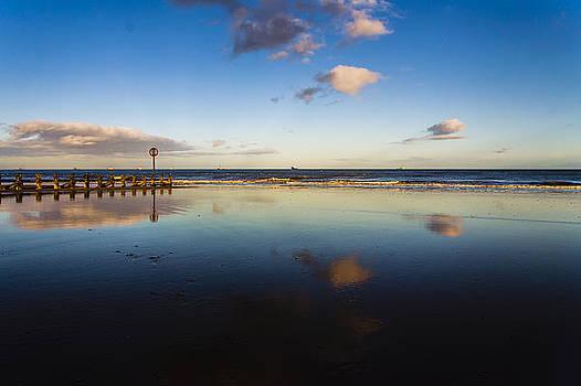Scottish Beach by Matthew Bruce
