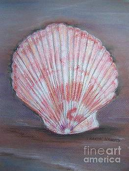 Sea Treasure 2 by Sharon Wilkens