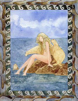 Selkie Sea by Susan C Mills