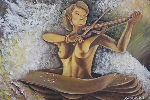 Serenata by Gani Banacia