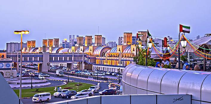 Sharjah by Nagi Shubo