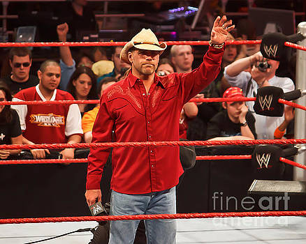 Shawn Michaels by Wrestling Photos