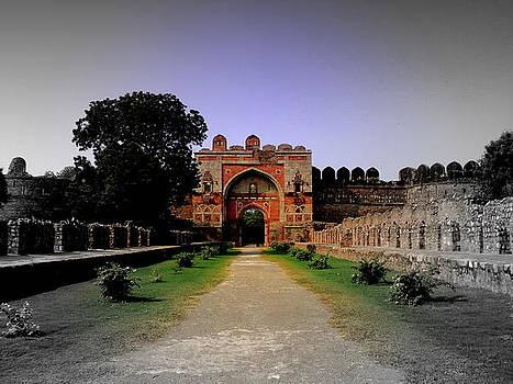 Sher Shah Gate by Salman Ravish