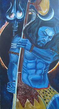 Shiva by Kumar Yaman