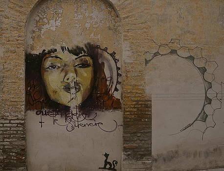 Silence Please  by Dorota Nowak