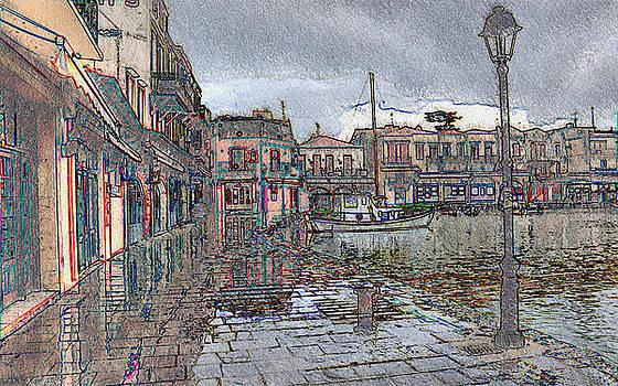 Sketch Harbour by Bob Frase