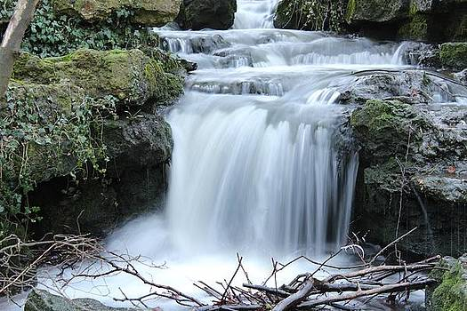 Slinky Waterfall by Theresa Selley