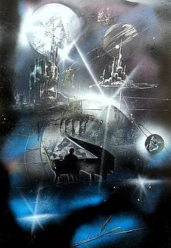 Space music by Evaldo Art