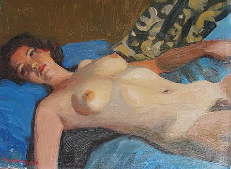 Spent by Dianne Panarelli Miller