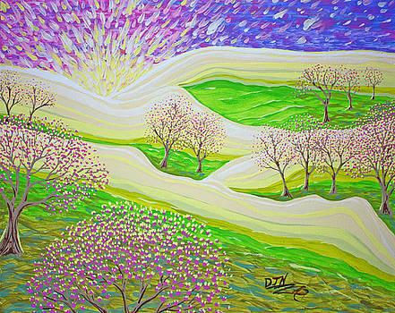 Spring Sunrise by Dennis Nadeau