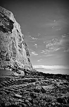 SS Falcon - Langdon Bay by Chris Wooldridge