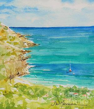 St.Barts--The French Island by Jill Morris