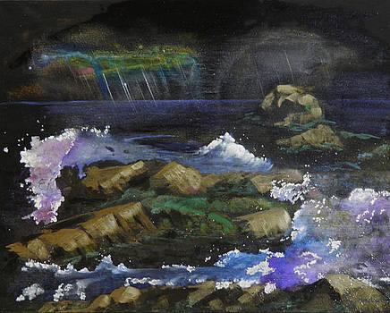 Stormy Night by Terry Honstead