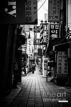 Street of Signboard by Yoo Seok Lee