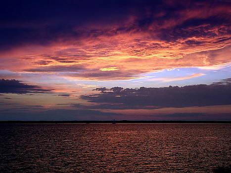 Summer Waters by John Carncross