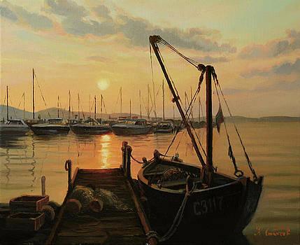 Sun Path by Kiril Stanchev