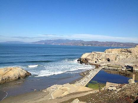 Sutro baths by Damien Coughlan