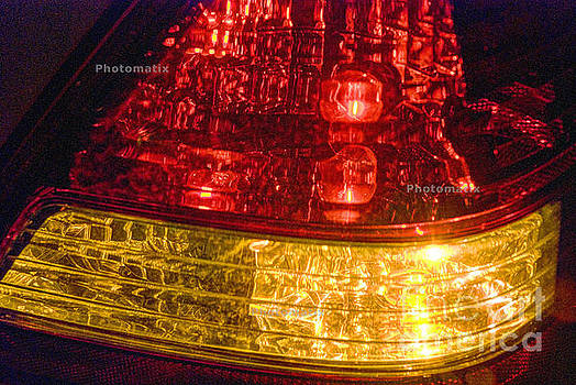 Tail light 1 by Jim Wright