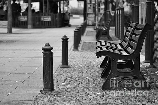 The bench by John Jamriska
