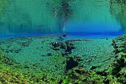 The blue lagoon. by Erlendur Gudmundsson