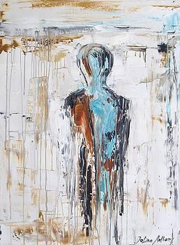 The Blue Man by Jolina Anthony