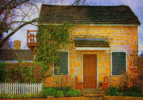 The Cottage by Joan Bertucci