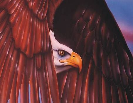 The Eagle by Christopher Fresquez