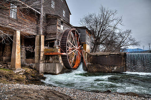 The Old Mill by Dave Ross