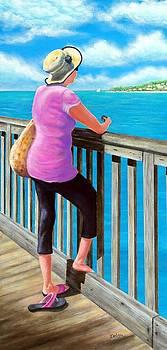 The Tourist by Susan DeLain