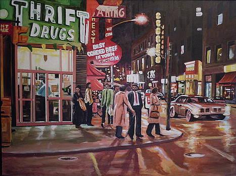 Thrift Drugs by James Guentner