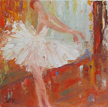 To The Pointe by Irit Bourla