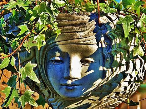 Told in a Garden by Helen Carson