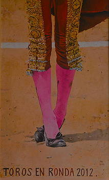 Toreador by Dorota Nowak