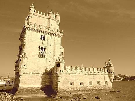 Tower of Belem by Ivana Smiljanec
