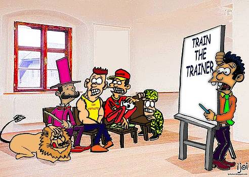 Train the trainer by Faizulniza Mazly Zulkifli