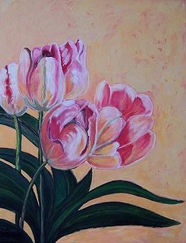 Tulips by Krista Ouellette