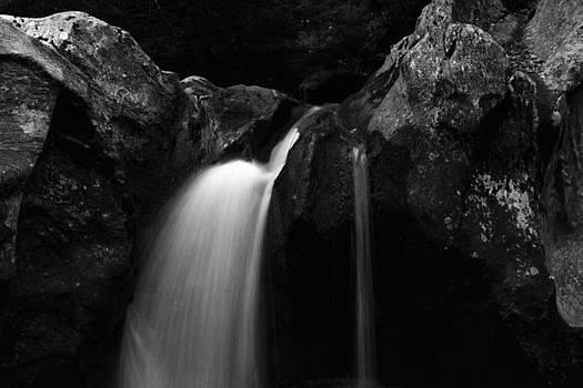 Twin Falls by Wendell Ducharme Jr