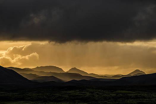 Vast Landscape in Iceland by Petur Mar Gunnarsson