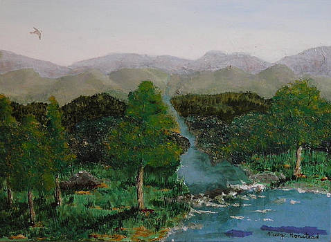 Water's Edge by Terry Honstead