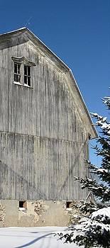 Wells Barn by Debbie Finley