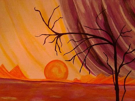 When the Sun Falls by Erica  Darknell