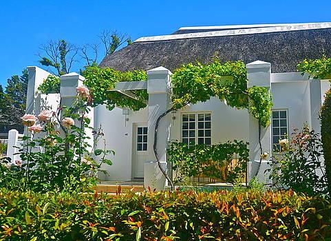 White Villa by Dorota Nowak