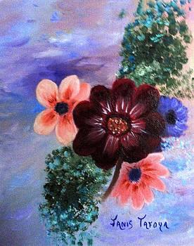 Wild Flowers by Janis  Tafoya
